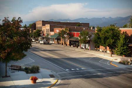 Stevensville Montana